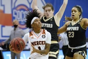 Mercer women top Wofford to claim 3rd SoCon title in 4 years
