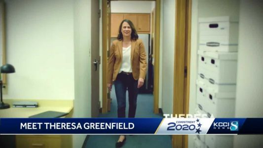 Greenfield campaign tour paused after staffers came in contact with virus case