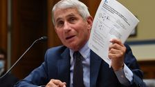 Anthony Fauci Says He's Hired Security To Protect Daughters From Death Threats