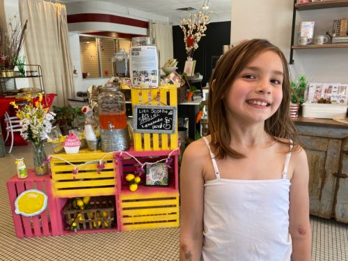 'I hope I make it': 7-year-old Alabama girl sells lemonade to fund her own brain surgeries