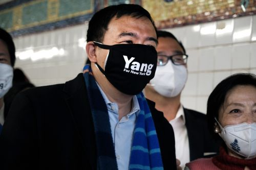 Left-leaning PAC to deploy policy poll against Yang