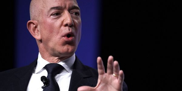 Jeff Bezos attacks Google for refusing US military contracts: 'This is a great country and it does need to be defended'