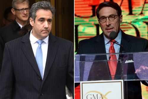 Michael Cohen claimed Jay Sekulow told him to lie about Trump Tower Moscow