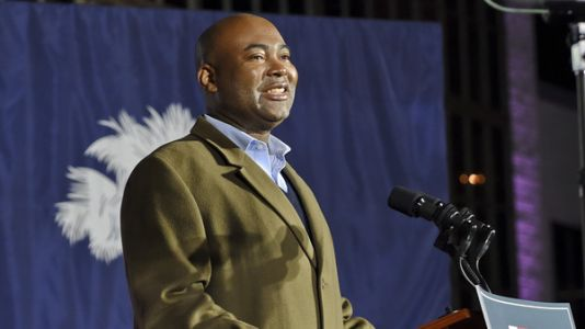 DNC Chairman Jaime Harrison Wants To Build The 'Next Generation' Of Democratic Talent