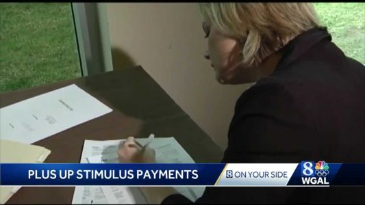 New round of stimulus includes 'plus-up' payments