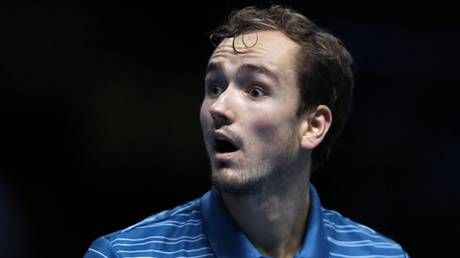 'There's no denying it, he choked': Tennis world reacts as Daniil Medvedev throws away lead to hand Rafael Nadal ATP Finals win