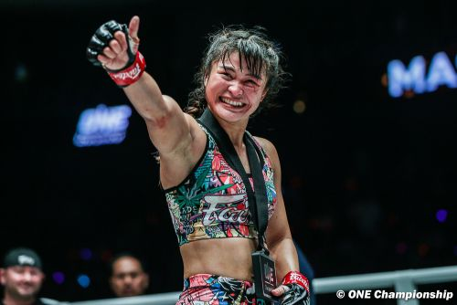 Bi Nguyen explains why she feels insulted by Ritu Phogat matchup at ONE Championship: Dangal
