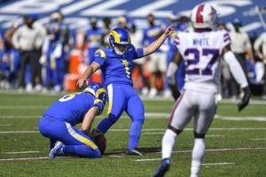 Rams sign veteran K Forbath after rookie Sloman's struggles