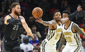 Pistons survive Blake Griffin's ejection, top Hawks 125-122
