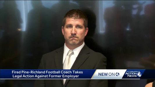 Former Pine Richland football coach files lawsuit against the district and administrators
