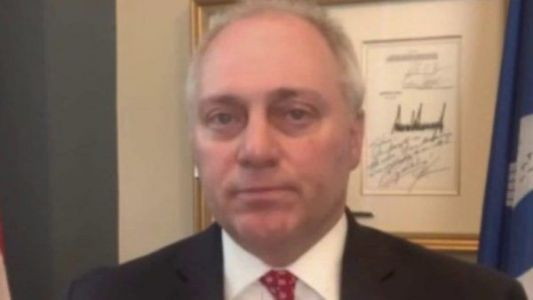 Rep. Steve Scalise Blasts FBI Conclusion That 2017 Baseball Shooting Was 'Suicide By Cop'