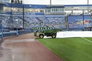 Angels at Blue Jays rained out in Florida, makeup in Anaheim