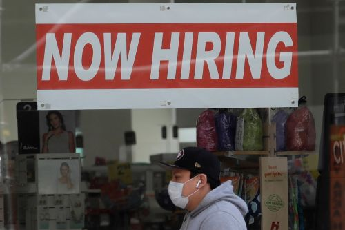 Job growth slowed in November for a 5th straight month