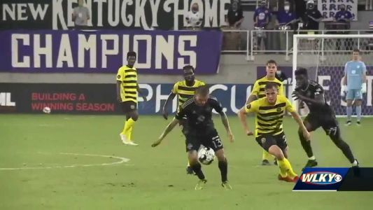 LouCity set to face toughest test yet on road to another USL title