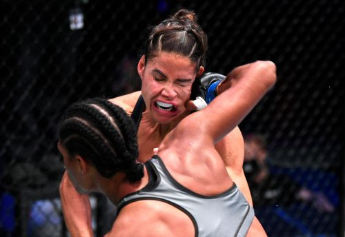 Dana White on handing Danyelle Wolf a UFC contract: 'I've given people with much less skill shots'