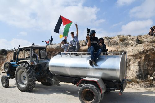 Water as Weapon of War: Activists Say Israel is Drying Out the West Bank to Drive Out Palestinians