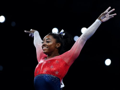 Superstar gymnast Simone Biles is leaving Nike for a new partnership with Gap-owned athletic brand Athleta