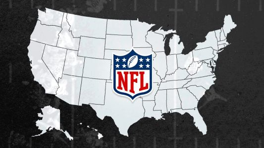NFL Week 7 coverage map: TV schedule for CBS, Fox regional broadcasts