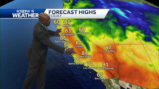 Cooler Weather Ahead