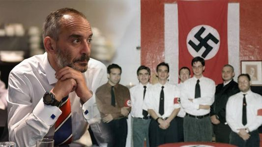 Meet the Neo-Nazi Advising Colombian Police on How to Break the National Strike