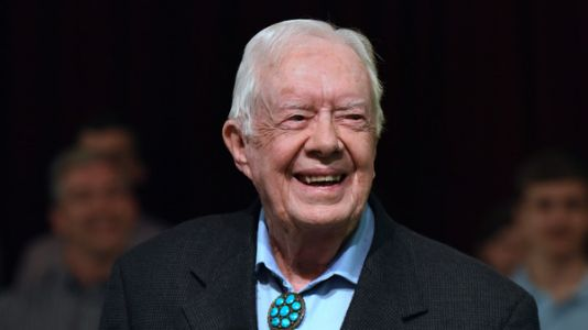 Former President Jimmy Carter Discharged From Hospital