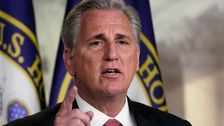Twitter Users Erupt Over Kevin McCarthy's 'Everybody' To Blame For Capitol Riot Claim