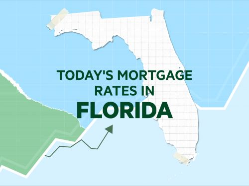 Today's mortgage and refinance rates in Florida