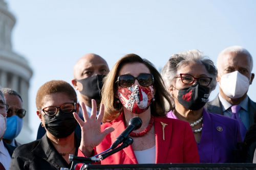 Oh no, Nancy: Pelosi hit for thanking George Floyd 'for sacrificing your life'