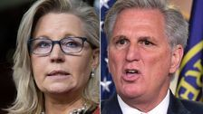 Kevin McCarthy Ripped For Absolutely Orwellian Line In His Liz Cheney Letter