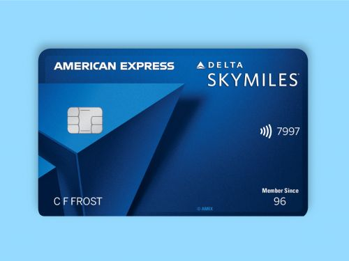Review: The Delta SkyMiles Blue card earns bonus miles on your everyday spending, without an annual fee