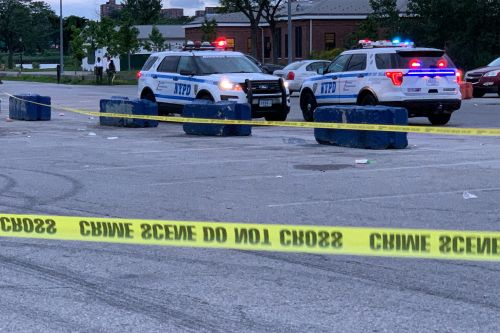 Boy, 4, critically injured by hit-and-run motorcyclist in Queens park