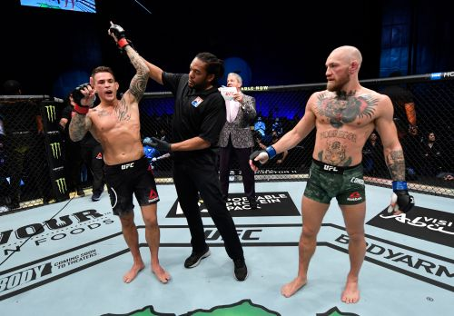 Conor McGregor sorts through emotions of UFC 257 knockout loss: 'It's hard to take'