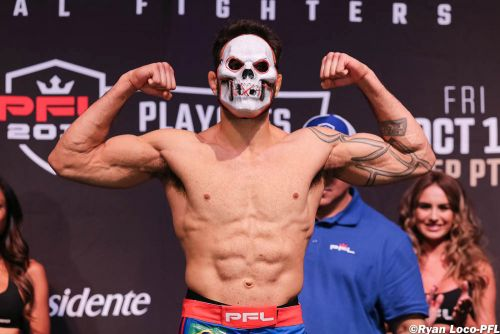Brendan Loughnane 'extremely content' in PFL; can't wait to fight on New Year's Eve