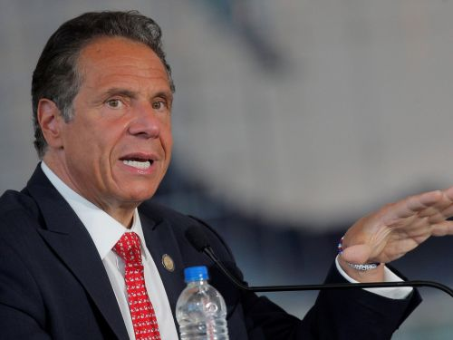 New York Governor Cuomo called the Supreme Court ruling that blocked some COVID-19 restrictions on religious services 'irrelevant'