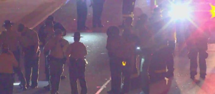 Eisenhower Expressway hit-and-run: 1 killed after fleeing stolen car; OB lanes closed at Ashland