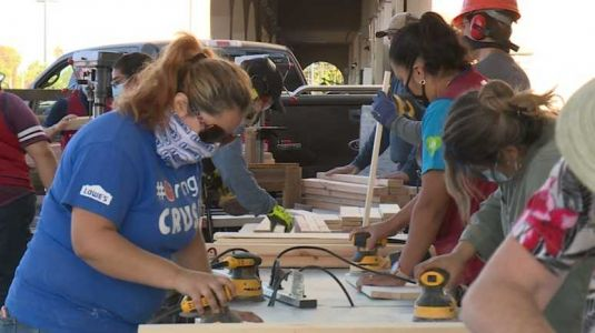 Nonprofit building free beds for Central Coast children who don't have their own