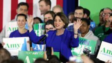 Amy Klobuchar Says She's Raised 'Over $12 Million' Since New Hampshire Debate