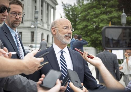Gov. Tom Wolf signs bill to extend pandemic regulatory waivers