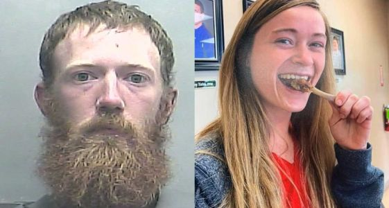 Meade County man, suspect in gruesome murder of girlfriend, back behind bars