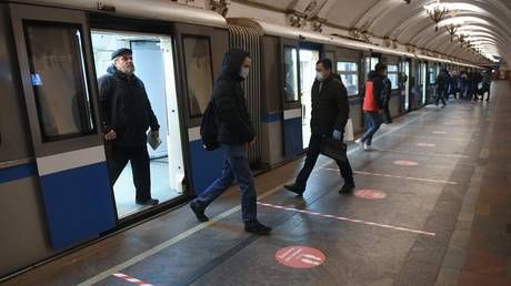 'Big Brother' goes underground: Moscow to install facial recognition cameras in Metro cars