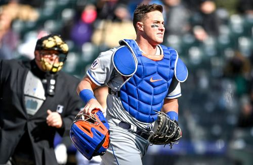 James McCann a big factor to Mets rotation's early success