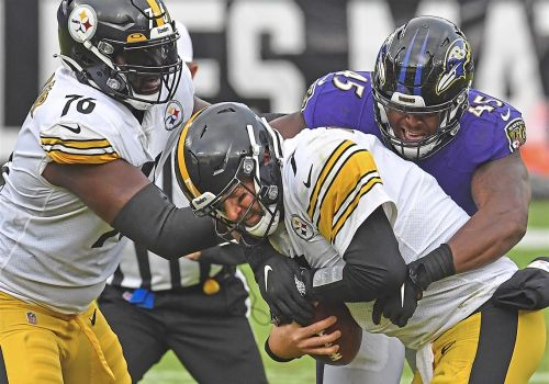 Steelers and Ravens await a decision by the NFL on Sunday's game