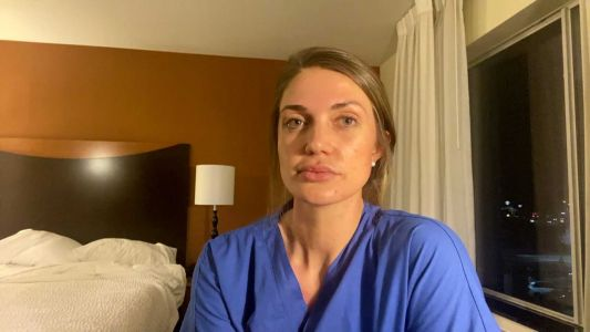 'I'm scared': Exhausted Texas ICU nurse says she's worried about an end to the state's mask mandate