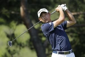 Thomas keeps clean card for 2-shot lead at Muirfield Village