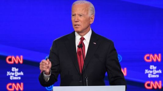 Biden On Ukraine: 'My Son Did Nothing Wrong, I Did Nothing Wrong'