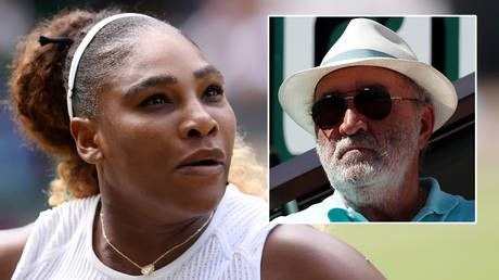 'No holding back': Serena Williams's husband brands billionaire tennis chief sexist & racist after he suggests 39yo should retire