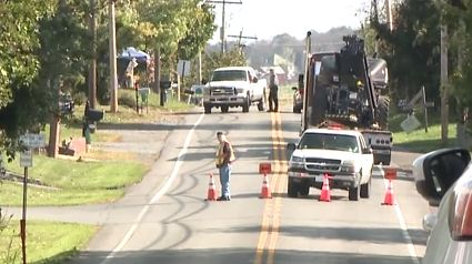 3 people injured in Franklin County hit-and-run crash involving horse and buggy