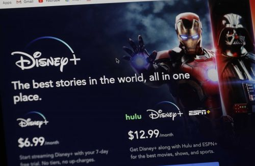 Disney+ user accounts already found on hacking sites