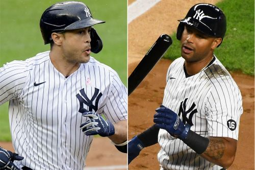 Aaron Hicks, Giancarlo Stanton injuries leave Yankees lineup decimated