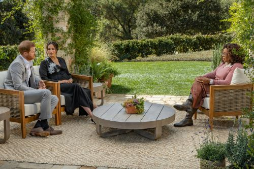 First look at Meghan and Harry's astonishing tell-all with Oprah